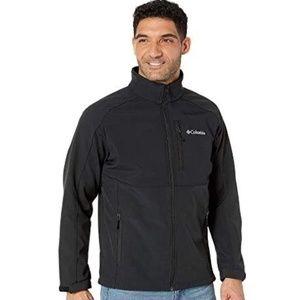 NWT Men's Columbia soft shell jacket